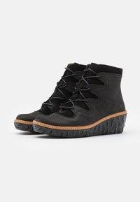 El Naturalista - Ankle boots - pleasant black - 2