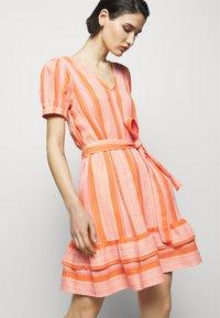 CECILIE copenhagen - Day dress - peach - 3