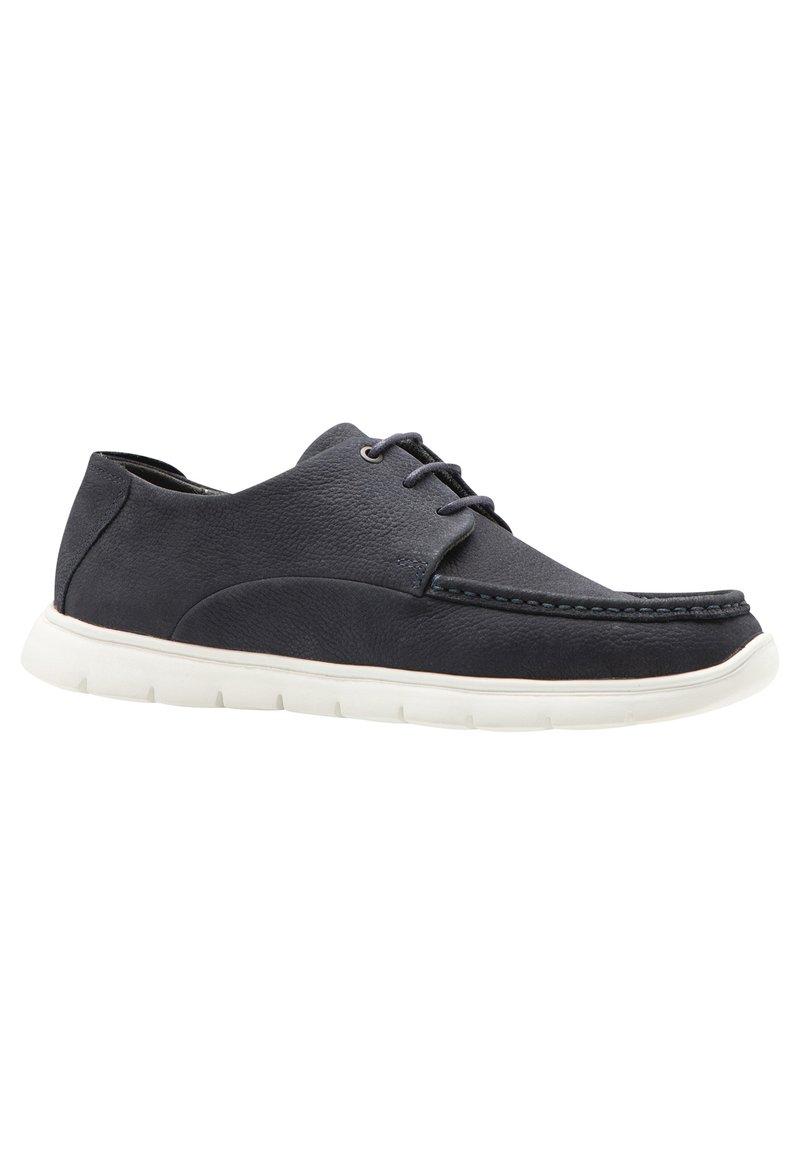 Strellson Premium - Bootschoenen - darkblue