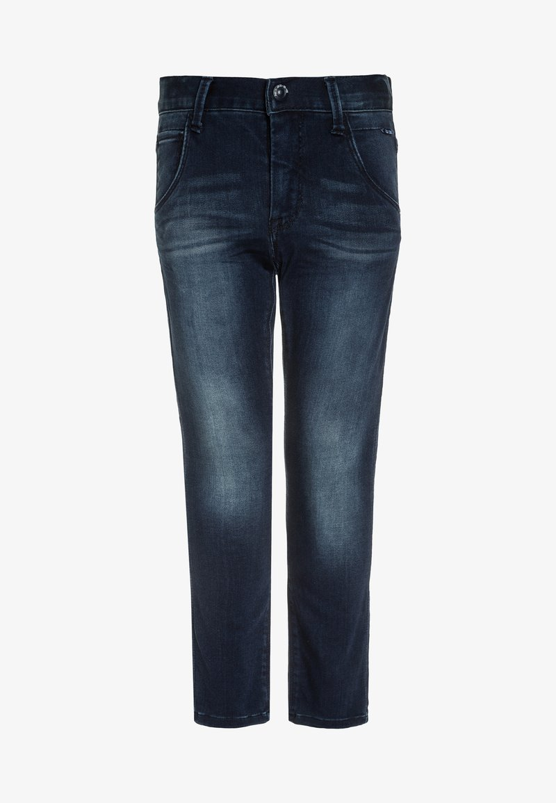 Name it - NITCLASSIC - Slim fit jeans - dark blue denim