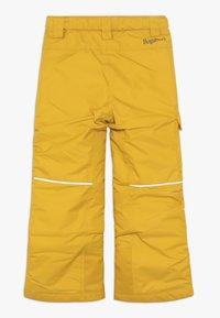 Columbia - BUGABOO PANT - Snow pants - golden yellow - 1