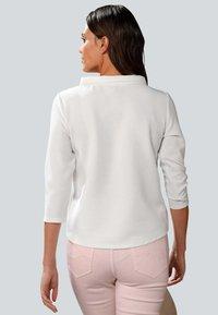 Alba Moda - Long sleeved top - off-white - 2
