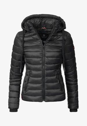 LULANA - Light jacket - black