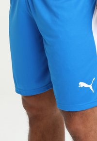 Puma - LIGA - kurze Sporthose - electric blue lemonade/white - 3