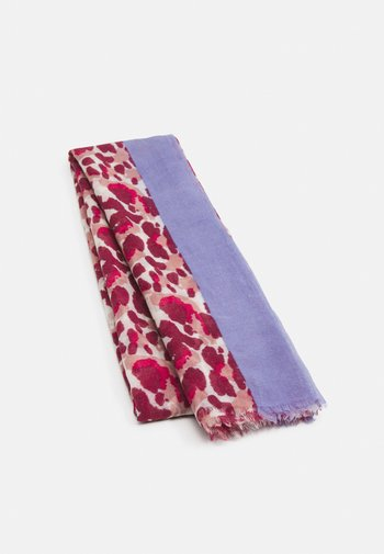 LOPEO SCARF - Sjal - rose red