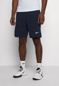 Nike Performance - FLX ACE - Sportovní kraťasy - obsidian/white - 0