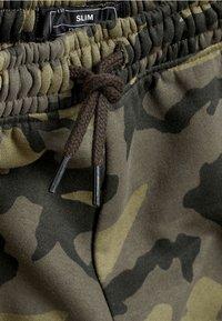 Next - Teplákové kalhoty - green - 2