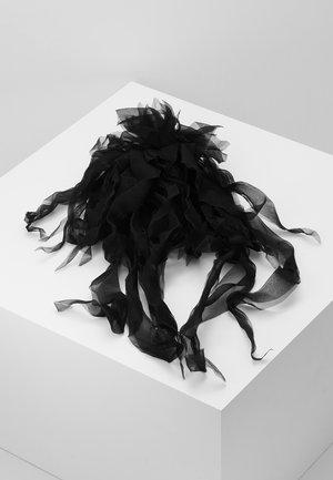 BROOCH - Jiné - black