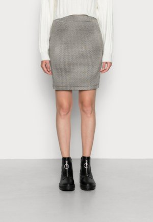 IHMANSE  - Mini skirt - black