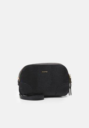 CROSSBODY BAG MILK - Across body bag - black