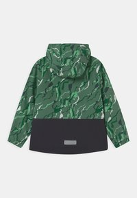 Hummel - CHUVA UNISEX - Soft shell jacket - green - 1