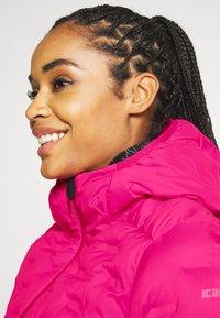 Icepeak - DADEVILLE - Down jacket - hot pink - 3