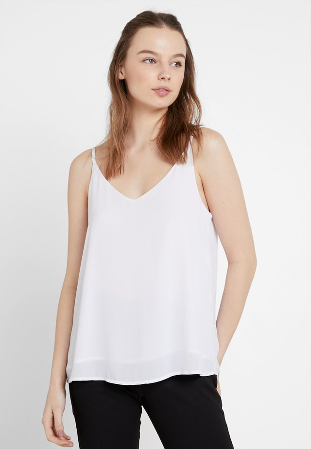 ASTRID CAMI - Top - white