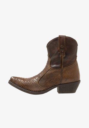 Cowboystøvletter - braun