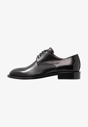 HARPER LACED SHOE - Derbies - black