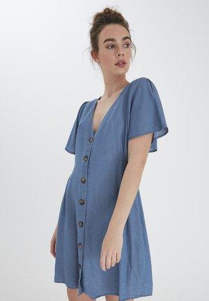 Spijkerjurk - medium blue