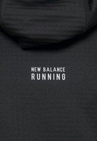 New Balance - HEAT GRID HOODIE - Longsleeve - black - 3