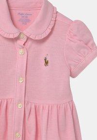 Polo Ralph Lauren - SOLID OXFORD SET - Freizeitkleid - carmel pink - 3