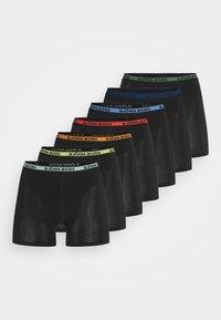 Björn Borg - SOLID SAMMY 7 Pack - Underkläder - black beauty - 5