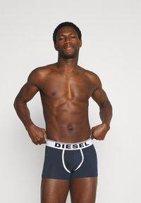 Diesel - DAMIEN 3 PACK - Pants - white/blue/black - 2