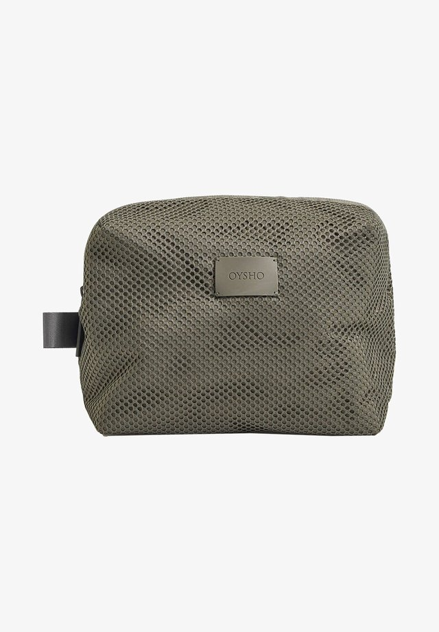 Trousse de toilette - green