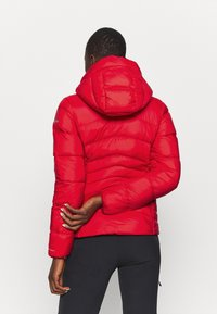 Columbia - AUTUMN PARK HOODED JACKET - Down jacket - red - 2