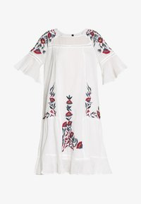 YAS - TUNIC FEST - Day dress - star white - 3