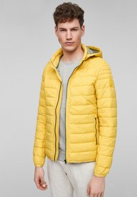 s.Oliver - Winter jacket - yellow - 0