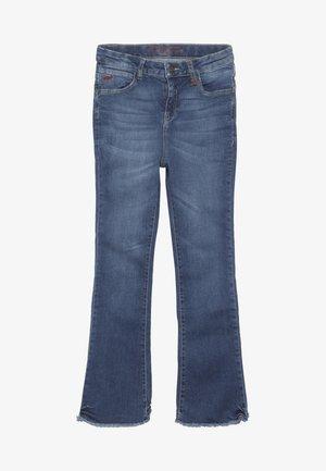 Skinny džíny - marine blue