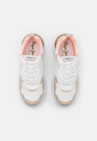 Pepe Jeans - ECCLES TOP - Trainers - gold - 5