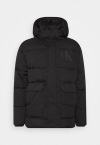 Calvin Klein Jeans - ECO JACKET - Winter jacket - black - 4