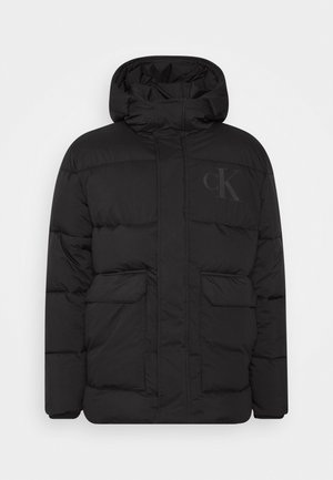 ECO JACKET - Vinterjakker - black