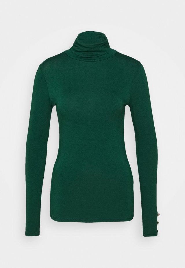 Bluzka z długim rękawem - green
