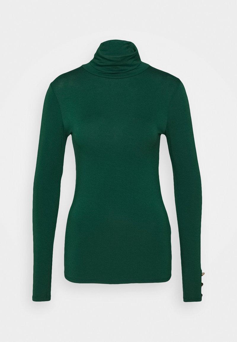 Dorothy Perkins - Long sleeved top - green