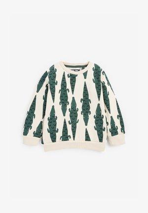 CROCODILE - Sweatshirt - off-white