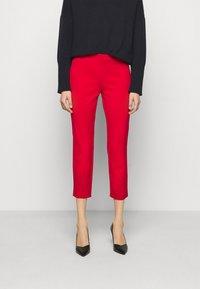Lauren Ralph Lauren - PANT - Leggings - Trousers - orient red - 0