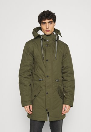 CARVER - Winter coat - army