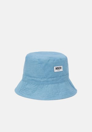 BALOU BUCKET HAT - Hat - denim blue