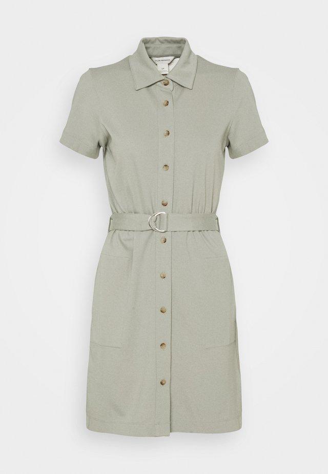 PONTE DRESS - Sukienka z dżerseju - sage