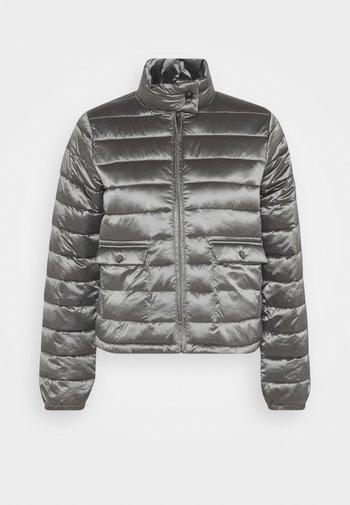 HALISA - Lett jakke - slate grey melange