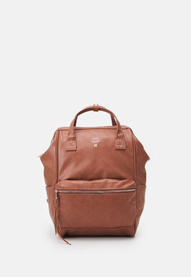 TOTE UNISEX - Batoh - pink brown