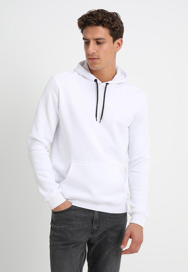 KIMAR HOOD - Hoodie - off white