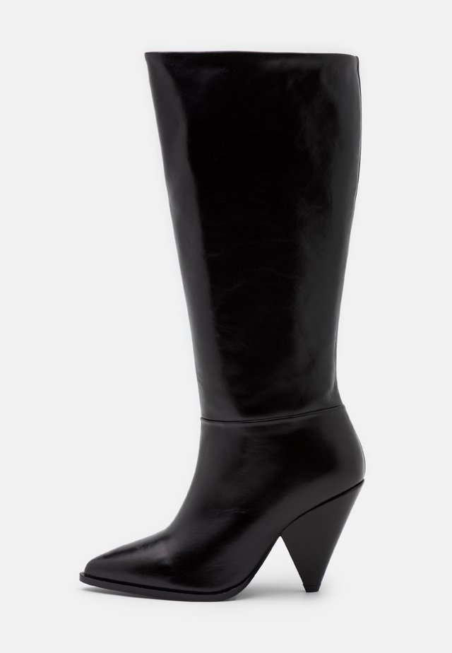 EXCLUSIVE BOOT - Laarzen - black