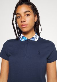 Polo Ralph Lauren Golf - FASHION SLEEVE - Polo shirt - french navy/porcelain floral - 3