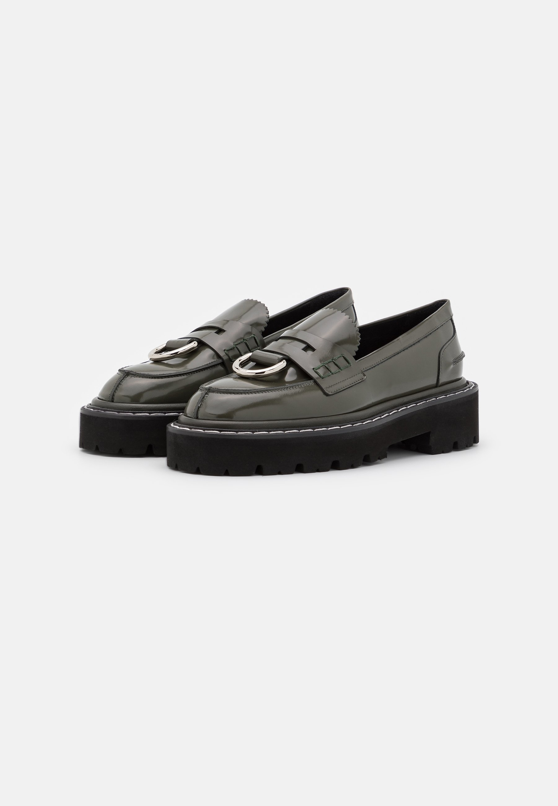 Women SCARPA DONNA SHOES - Slip-ons