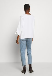 Esprit Collection - MATT SHINY - Bluzka - offwhite - 2