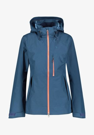 "DAMEN ""PADON L"" - Waterproof jacket - blau (296)"