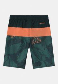 Brunotti - CATAMARAN LEAF - Swimming shorts - foresta green - 1