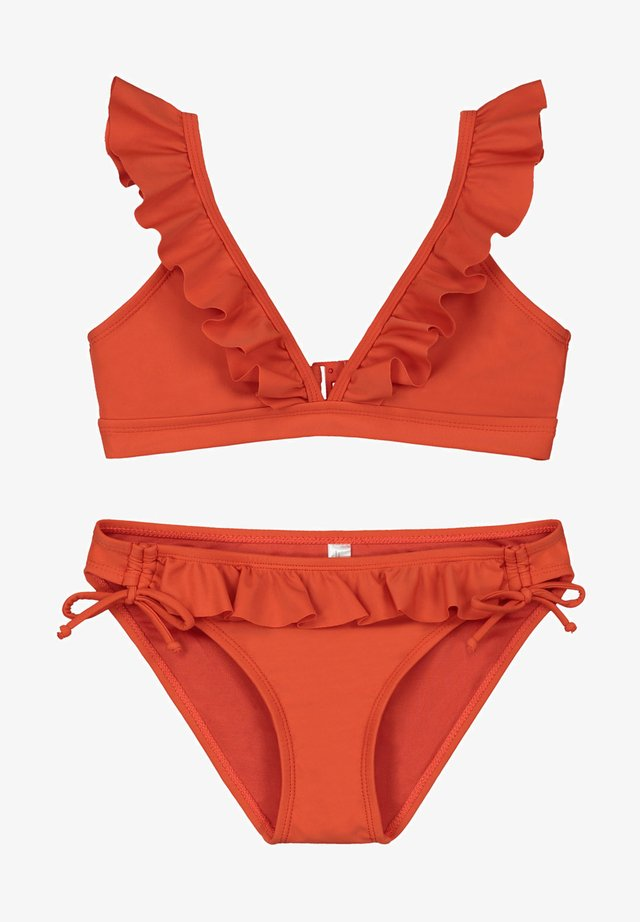 SET - Bikini - orange new marmelade