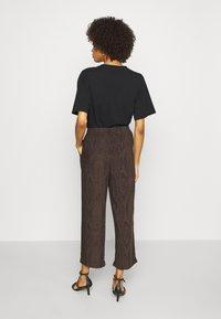 Opus - MAHOLA - Pantalones - black - 2
